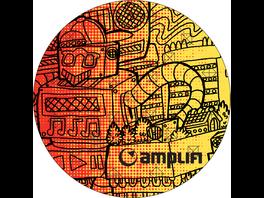 Amplifi Round Stomp robot