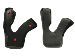 Bell Cheek Pads: Transfer-9 black M