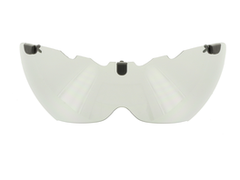 Bell Eye Shield: Javelin grey L 12