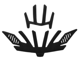 Bell Pad-Kit: 4Forty/Hela blk S 18