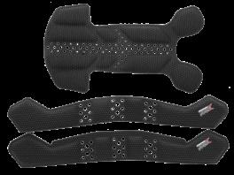 Bell Pad-Kit: ANNEX/SHIELD black M/L 19