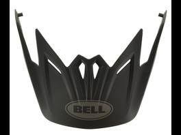 Bell Visier: Full-9 mat black carbon 14