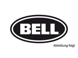 Bell Visier: Super white/silver web 14
