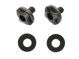 Bell Visor-Screws: 4Forty/Hela blk 18