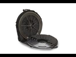 Biknd Oxygen schwarz Laufradtasche (Paar)