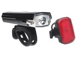 Blackburn Dayblazer 400 Front + Click USB Rear Set