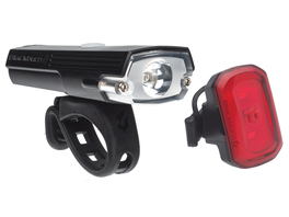 Blackburn Dayblazer 400 Front + Click USB Rear Set