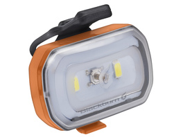 Blackburn Front Light Click USB orange