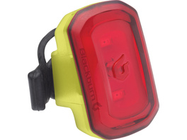 Blackburn Rear Light Click USB hi viz yellow