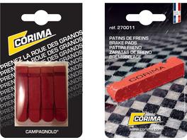 Corima Brake Pads (Blister of 4) Campa