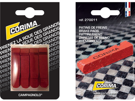 Corima Brake Pads (Blister of 4) Campa