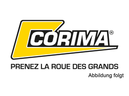 """Corima HR """"S1"""" Hub 20H (12/8)Campagnolo blk"""