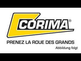 Corima Sticker Kit 1 x 3 Spoke Wheel white
