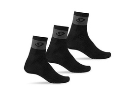Giro COMP RACER 3PACK Socks