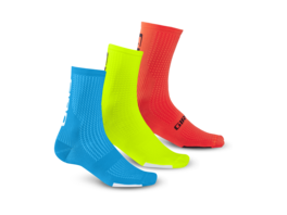 Giro HRC Team 3-PACK Socken