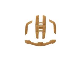 Giro Pad-Kit: Bexley brown S 18
