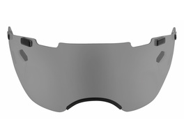 Giro Shield: Aerohead clear/silver L