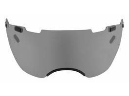 Giro Shield: Aerohead clear/silver M