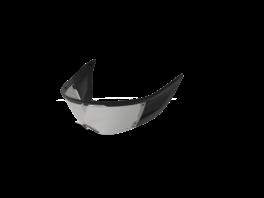 Giro Shield für Vanquish clear silver 18