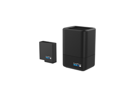 GoPro Dual Charger+Battery (HERO5/HERO6/HERO7 Black)