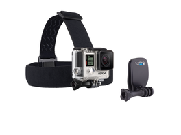 GoPro Headstrap+QuickClip