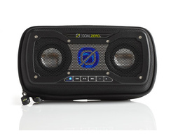 GoalZero Rock-Out 2 Solar Speaker black