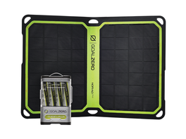 Goal Zero Guide 10 Plus Solar Kit Nomad7+