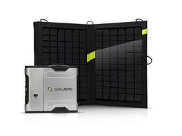Goal Zero Sherpa50 Solar Recharging Kit+Inverter