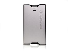Goal Zero Sherpa 40 Micro/Lightning/USB-C silv.