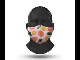 Gogglesoc Facemask Lemons