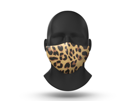 Gogglesoc Facemask Leopard