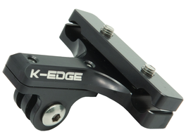K-EDGE GO BIG GoPro Pro Saddle RailMount
