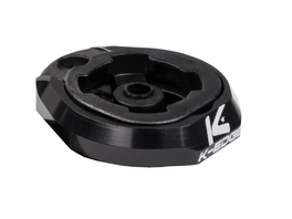 K-EDGE Lezyne Adapter black