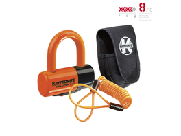 Kryptonite Evolution Series 4 Disc Lock Premium