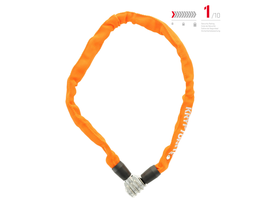 Kryptonite Keeper 465 Combo Chain orange