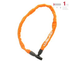 Kryptonite Keeper 465 Key Chain orange