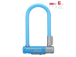 Kryptonite KryptoLok 2 Mini-7 light blue