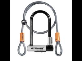 Kryptonite KryptoLok Serie 2 Mini-7 + KFlex 120cm