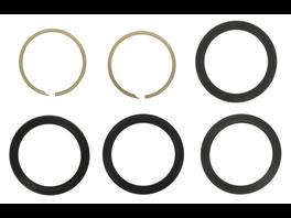 Look ZED2: Segment + Flachdichtung