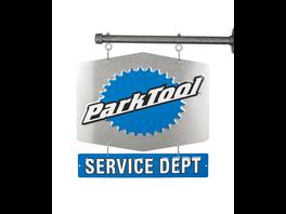 Park SDS-1 Service Department einseitig