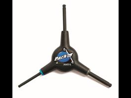 Park Tool AWS-8 Y-Schlüssel Balld.4/5/6