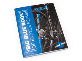 Park Tool - Big Blue Book of Bicycle Repair BBB-4 Englisch