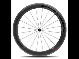 Pr. Design LRS 58 TwentyFour Carbon Clincher Shimano Black Logo
