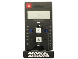 Profile Design Bracket Split Riser Kit 50mm