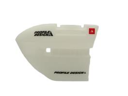 Profile Design Flasche FC 35 Weiß