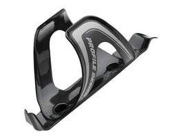 Profile Design Flaschenhalter AXIS Carbon black/silver