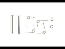 Profile Design Flip-up Bracket Pin/Spring Kit