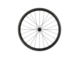 Profile Design LRS 38 TwentyFour Carbon Tubular Shimano Black Logo