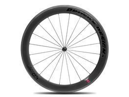 Profile Design LRS 58 TwentyFour Carbon Clincher Shimano Black Logo