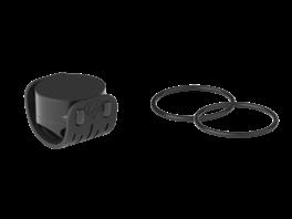 Shapeheart Magnethalterung